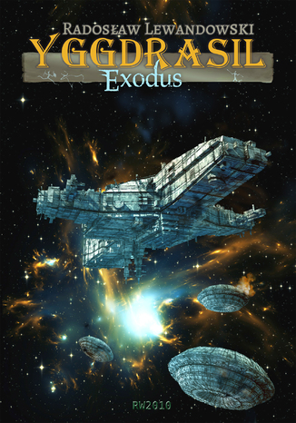 Okładka książki/ebooka Yggdrasil. Exodus