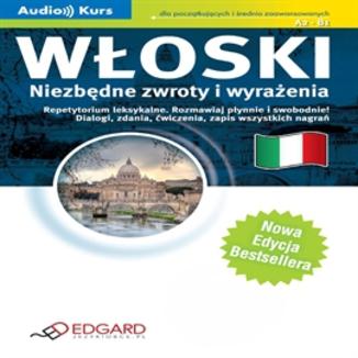 Okładka książki Włoski Niezbędne zwroty i wyrażenia