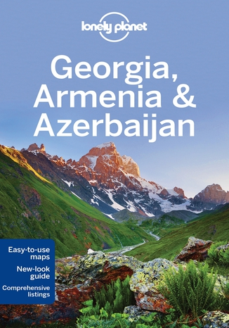 Okładka książki/ebooka Georgia, Armenia & Azerbaijan
