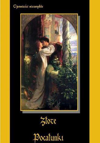 Okładka książki/ebooka Złote pocałunki