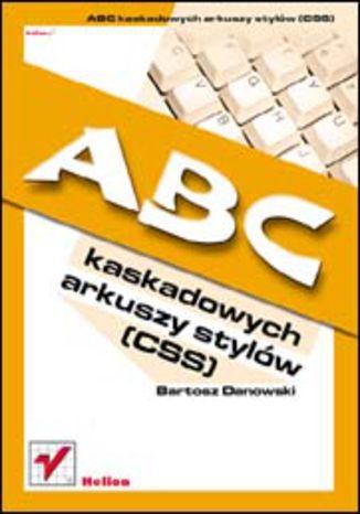 Okładka książki ABC kaskadowych arkuszy stylów (CSS)