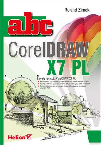Okładka książki/ebooka ABC CorelDRAW X7 PL