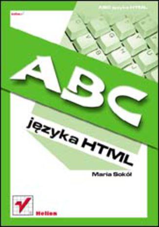 Okładka książki/ebooka ABC języka HTML