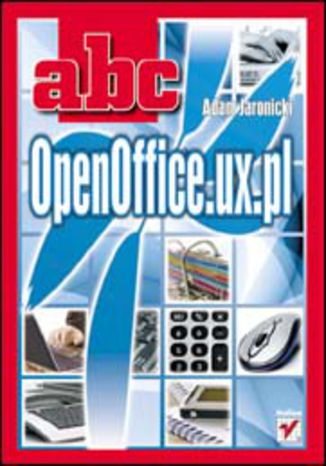 Okładka książki/ebooka ABC OpenOffice.ux.pl