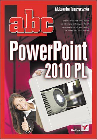 Okładka książki ABC PowerPoint 2010 PL
