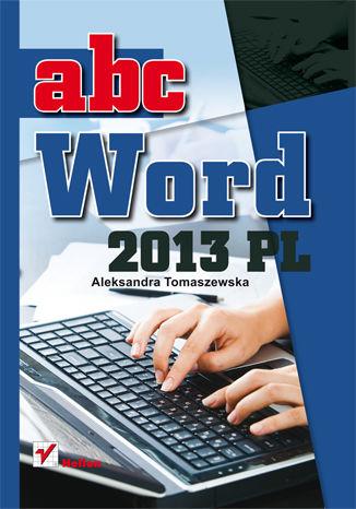 Okładka książki/ebooka ABC Word 2013 PL