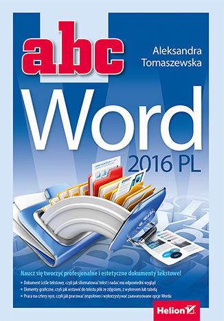 Okładka książki/ebooka ABC Word 2016 PL