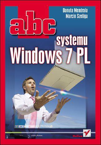 Okładka książki/ebooka ABC systemu Windows 7 PL