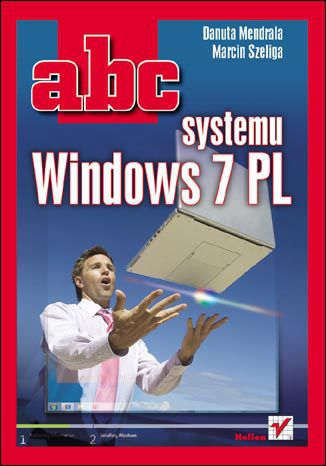 Okładka książki ABC systemu Windows 7 PL