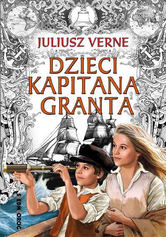 Okładka książki/ebooka Dzieci Kapitana Granta