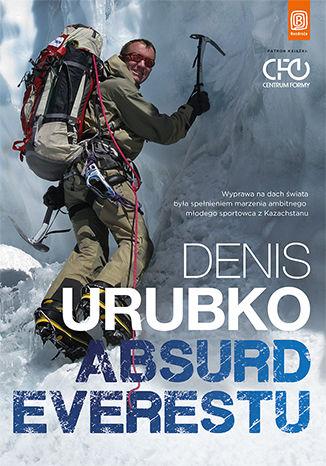 Okładka książki Absurd Everestu