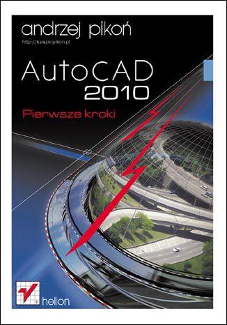 Okładka książki/ebooka AutoCAD 2010. Pierwsze kroki