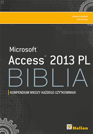 Ebook Access 2013 PL. Biblia