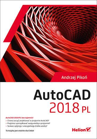Okładka książki/ebooka AutoCAD 2018 PL