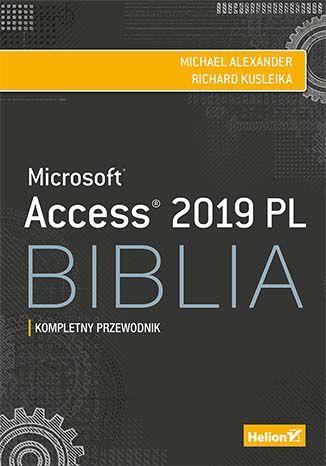 Okładka książki/ebooka Access 2019 PL. Biblia