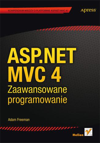 Okładka książki/ebooka ASP.NET MVC 4. Zaawansowane programowanie