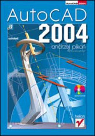Okładka książki AutoCAD 2004