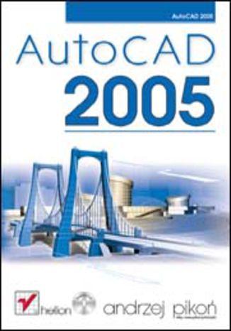Okładka książki AutoCAD 2005