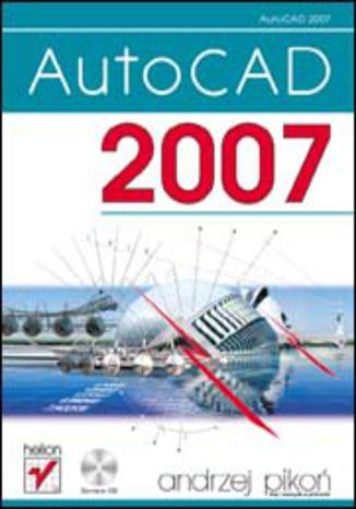 Okładka książki/ebooka AutoCAD 2007