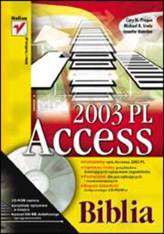 Access 2003 PL. Biblia