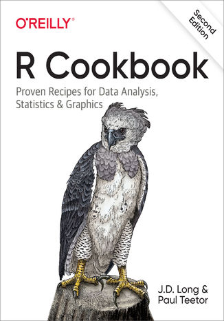 Okładka książki R Cookbook. Proven Recipes for Data Analysis, Statistics, and Graphics. 2nd Edition