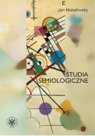 Okładka książki Studia semiologiczne