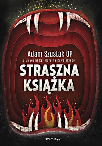 Okładka książki/ebooka Straszna książka