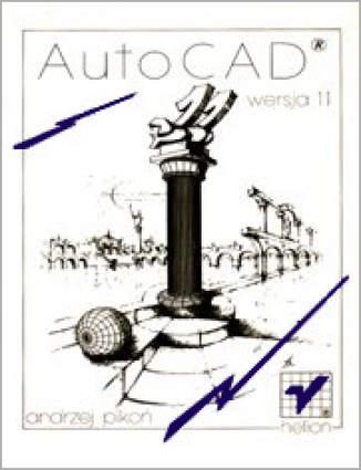 Okładka książki/ebooka AutoCAD wersja 11