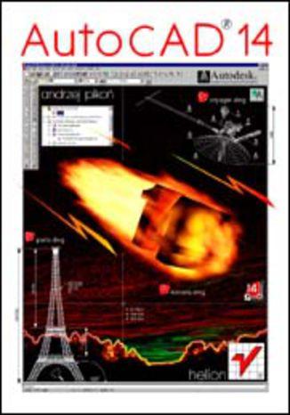 Okładka książki/ebooka AutoCAD 14 dla Windows