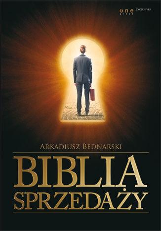 Okładka książki/ebooka Biblia sprzedaży