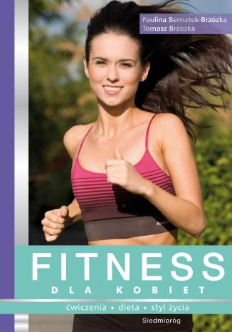 Okładka książki/ebooka Fitness dla kobiet