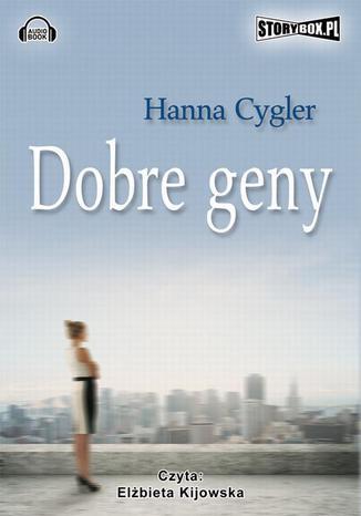 Okładka książki/ebooka Dobre geny