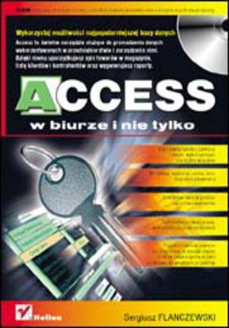 Okładka książki/ebooka Access w biurze i nie tylko