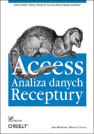 Okładka książki Access. Analiza danych. Receptury