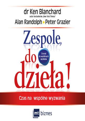 Okładka książki Zespole, do dzieła!