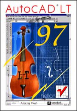 Okładka książki AutoCAD LT 97