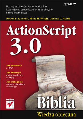 Okładka książki ActionScript 3.0. Biblia