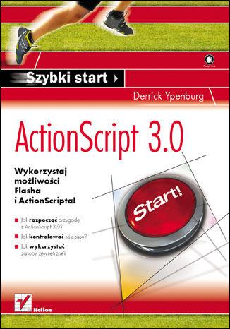 Okładka książki/ebooka ActionScript 3.0. Szybki start