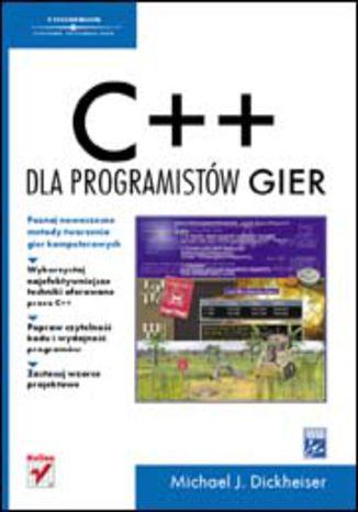 Okładka książki/ebooka C++ dla programistów gier. Wydanie II