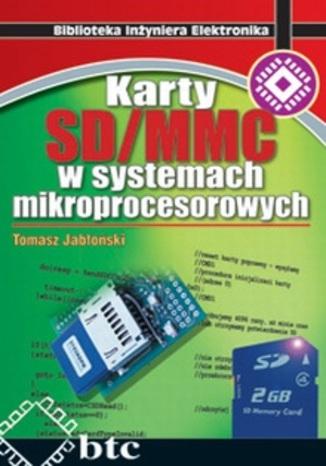 Okładka książki Karty SD/MMC w systemach mikroprocesorowych