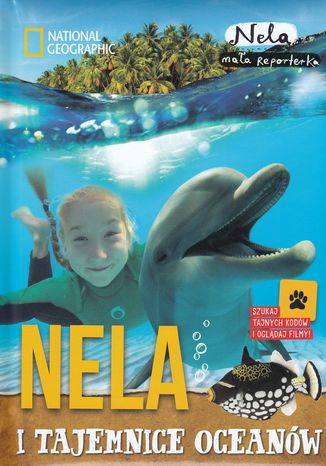 Okładka książki/ebooka Nela i tajemnice oceanów