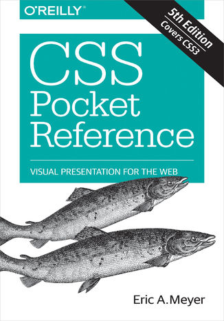 Okładka książki/ebooka CSS Pocket Reference. Visual Presentation for the Web. 5th Edition