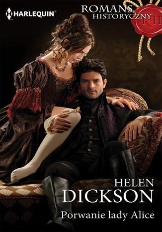 Okładka książki/ebooka Porwanie lady Alice