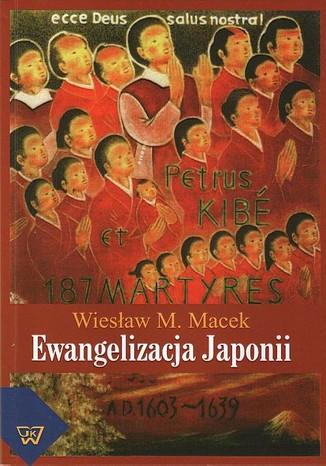 Okładka książki/ebooka Ewangelizacja Japonii