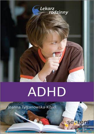 Okładka książki ADHD. Lekarz rodzinny