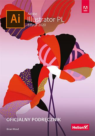 Okładka książki/ebooka Adobe Illustrator PL. Oficjalny podręcznik. Edycja 2020