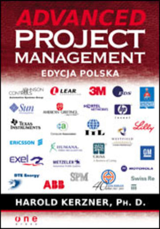 Okładka książki/ebooka Advanced Project Management. Edycja polska