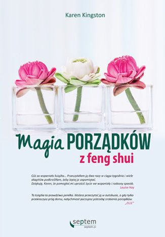 Okładka książki/ebooka Magia porządków z feng shui