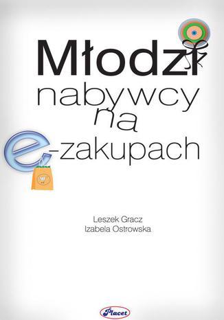 Okładka książki/ebooka Młodzi nabywcy na e-zakupach