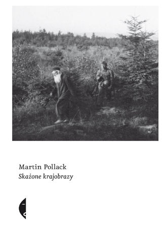 Okładka książki/ebooka Skażone krajobrazy